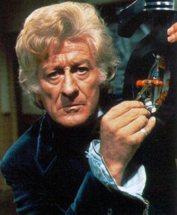 English Actor Jon-Pertweeon Pertwee (1919-1996) b. Chelsea, London, England. was of Huguenot Desent
