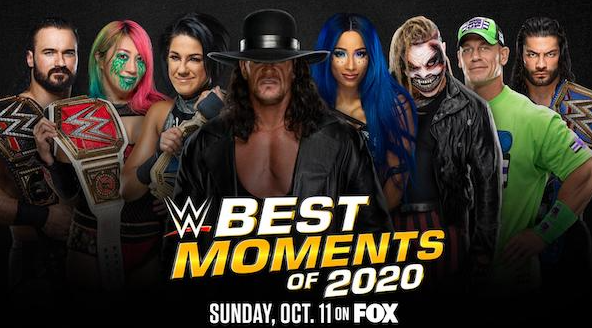 Watch Wwe The Best Moments Of 2020 10 11 2020 Wwe S In This Moment Full Show