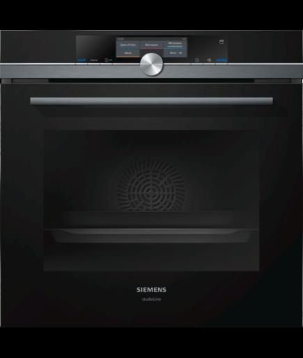 Siemens Hs836gtb6 Oven Met Stoom Oven Keukenapparatuur Magnetron