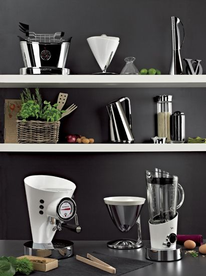 Small appliances by Casa Bugatti - Design Made in Italy on ...