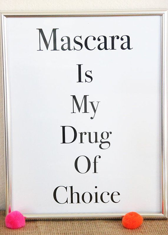 Mascara Quotes Extraordinary Not Ashamed To Admit It I Kristen Am A Lash Addict I Have
