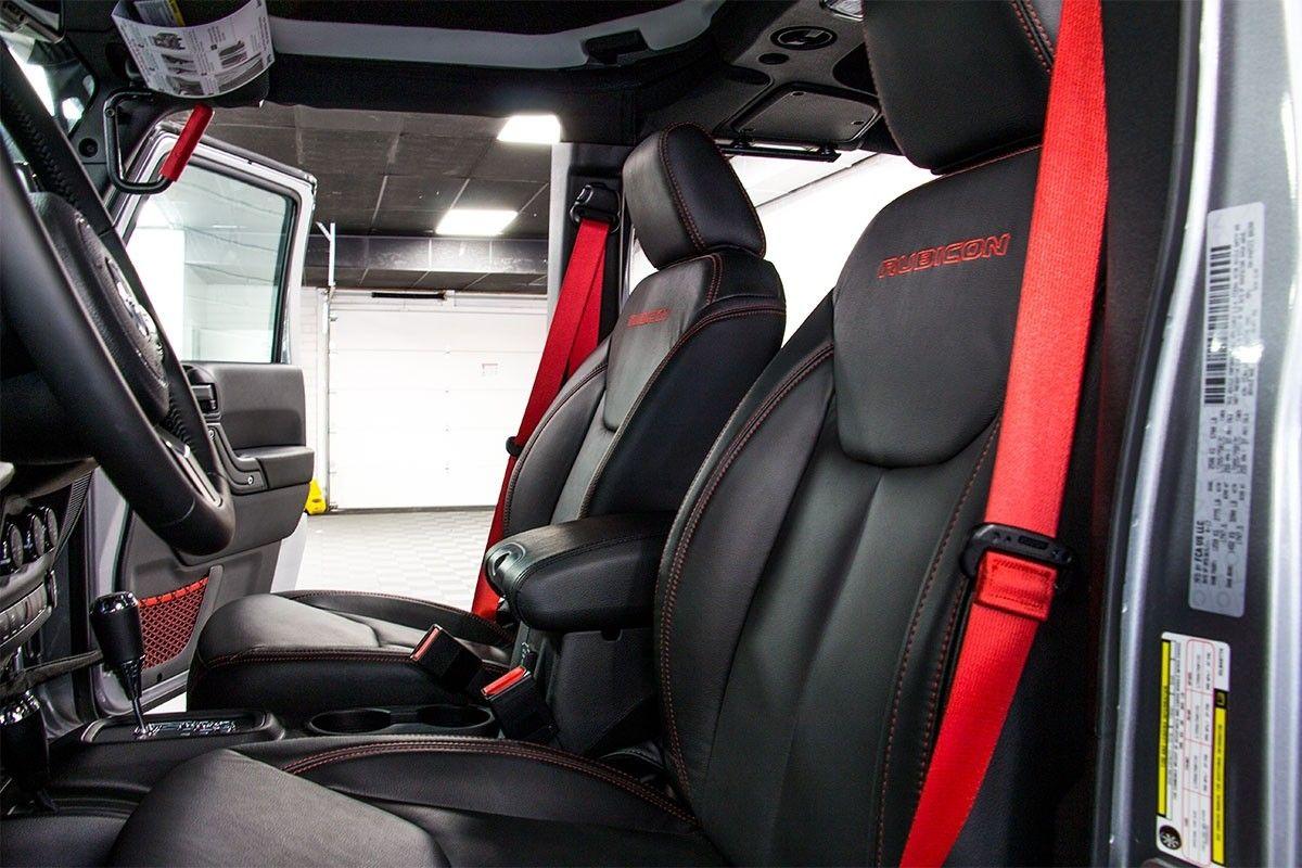 2017 Jeep Wrangler Rubicon Recon Unlimited Billet Jeep Wrangler