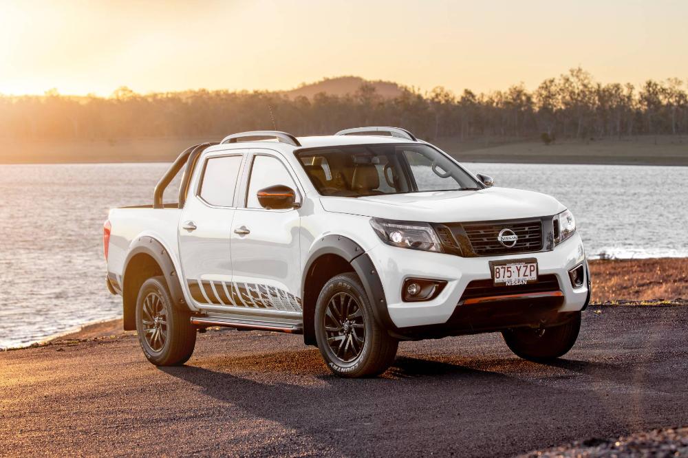 2020 Nissan Navara N Trek Is Australia S New Range Topping Special Edition Carscoops Nissan Navara Nissan Nissan Terrano