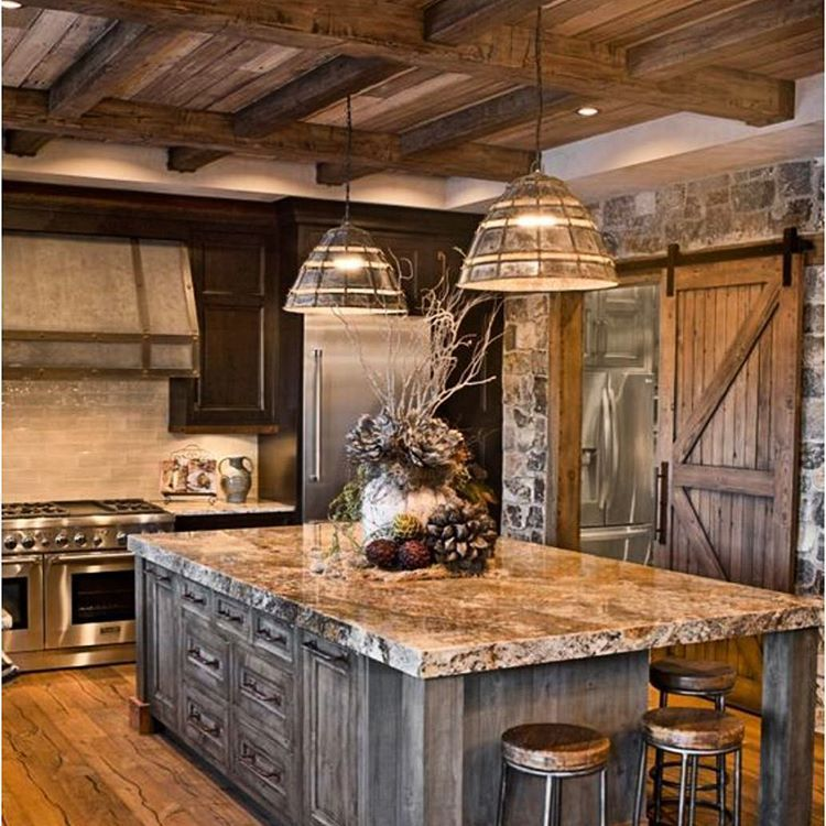 17 Best Rustic Kitchen Cabinets Ideas Want To Copy