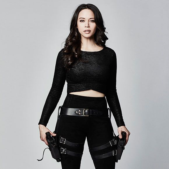 "Melissa O'Neil From ""Dark Matter"""