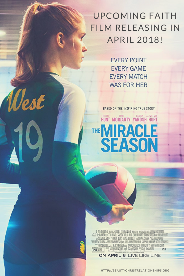 The Miracle Season Upcoming Faith Film Releasing In April 2018 The Miracle Season Free Movies Online Full Movies Online Free
