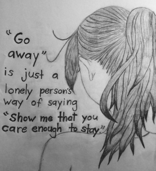 Tumblr depression drawing quotes depressing tumblr