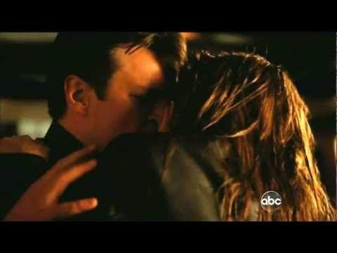 Castle - Castle & Beckett Kiss - Always (Season finale end