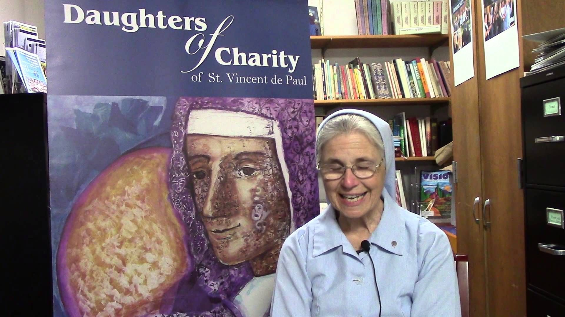 60 Seconds with Sister Cabrini Thomas