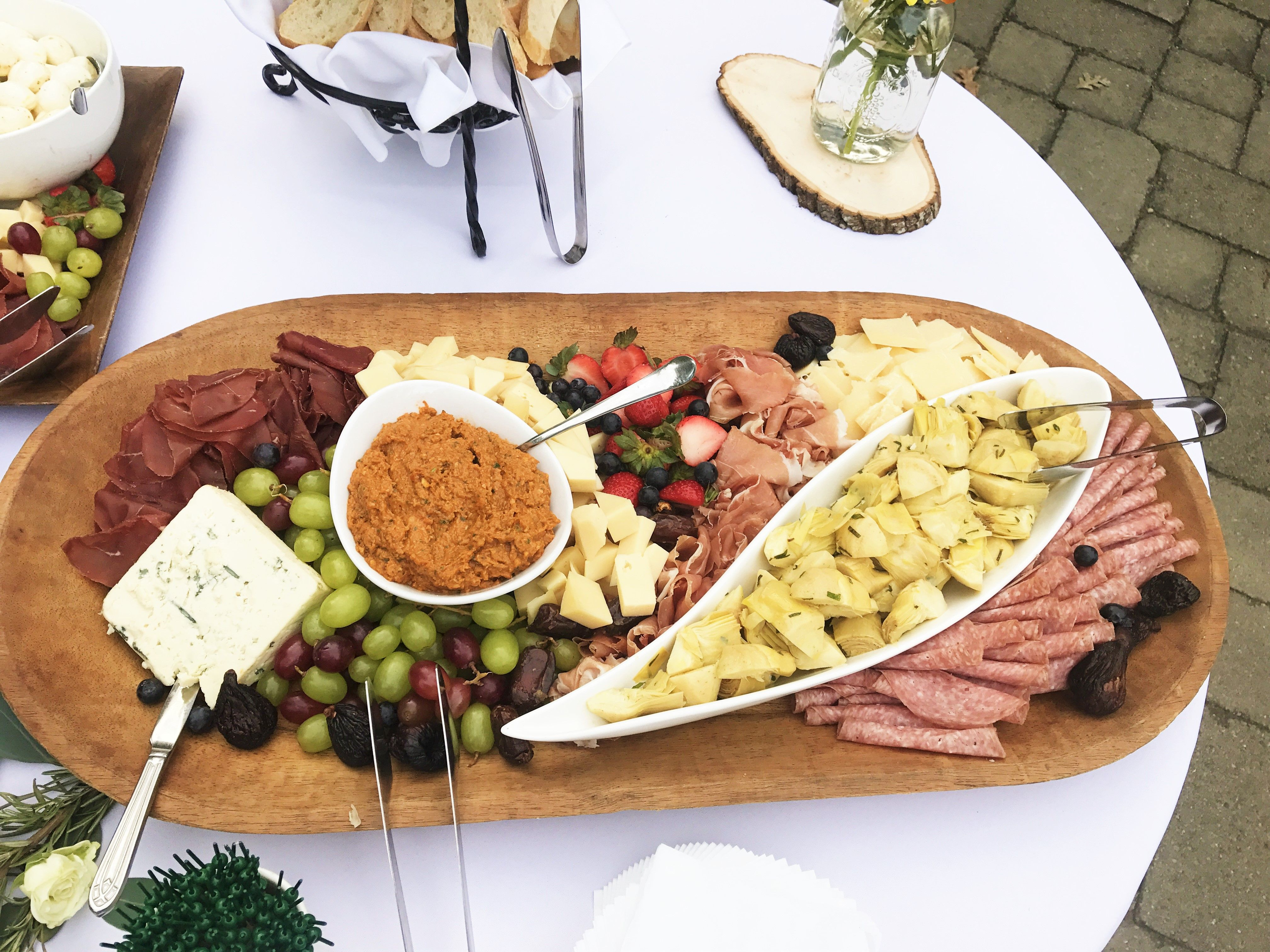 Catering By A Sharper Palate