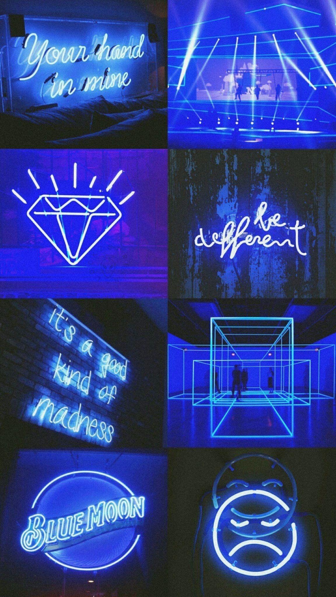 Best Of Neon Wallpaper iPhone | Neon wallpaper, Aesthetic ...