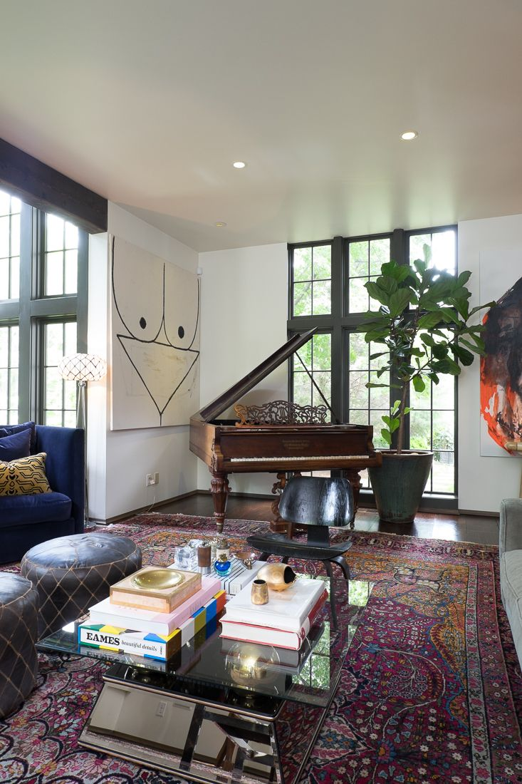 Modern Classic Living Room Interior Design: Living Room Colors, Classic Living Room