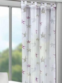 Hübscher Kinderzimmervorhang mit Sternen. Gardinen-Outlet.com ...
