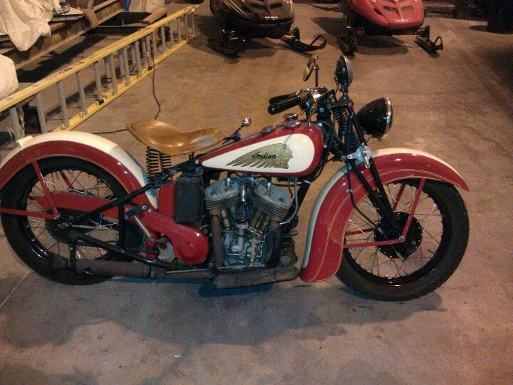 1936 Indian Sport Scout Indian Motorcycle Vintage Indian Motorcycles Bobber Bikes