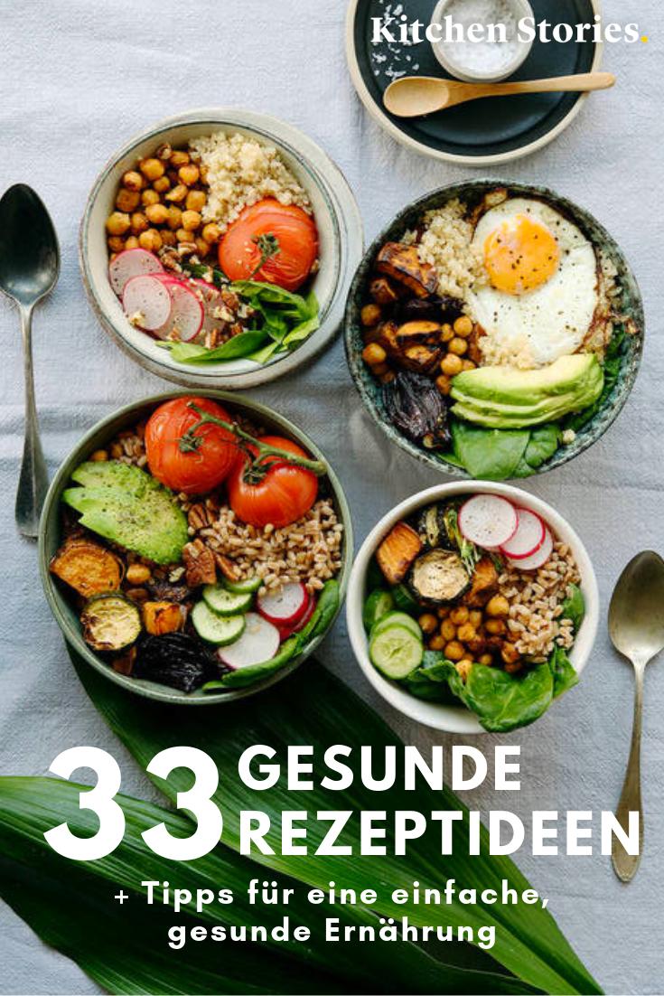 Gesunde Rezepte: jeden Tag gesund & lecker essen | Kitchen Stories