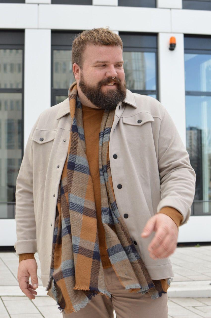 Männer dicke mode für Modetipps für