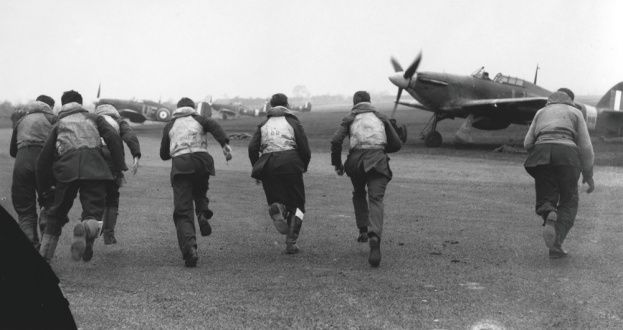 The Battle of Britain: a brilliant triumph that involved far more than just the chosen few | History Extra