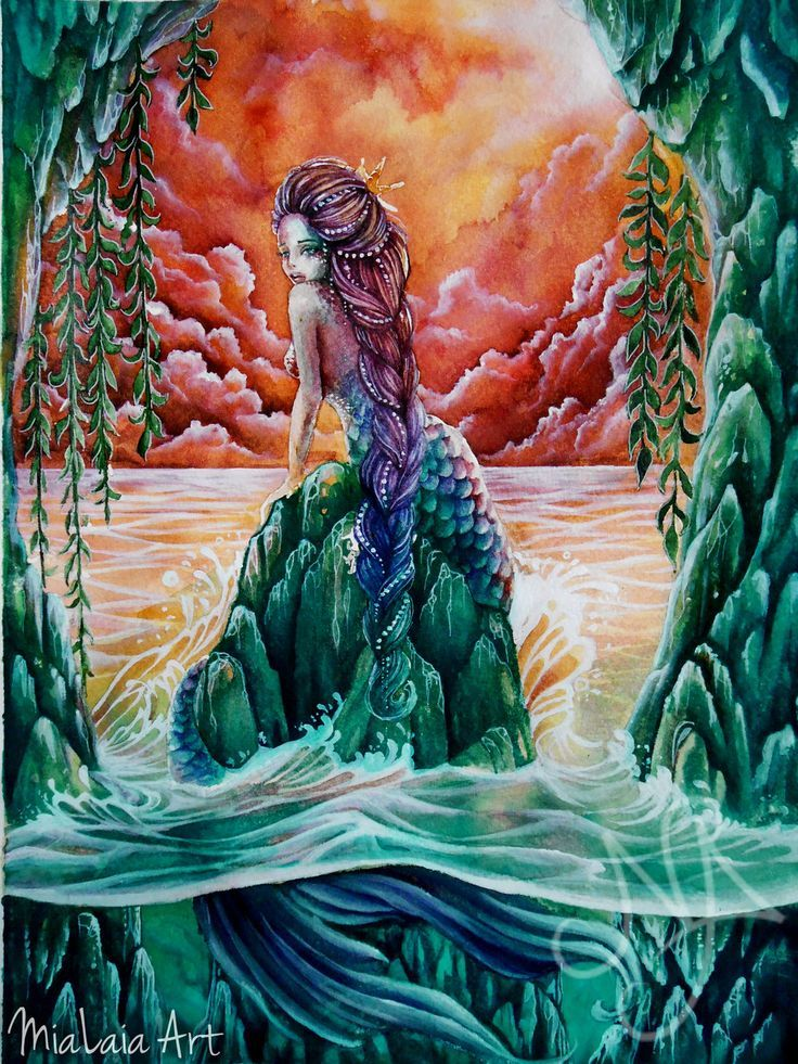 Mermaid (With images) | Mermaid pictures, Beautiful ...