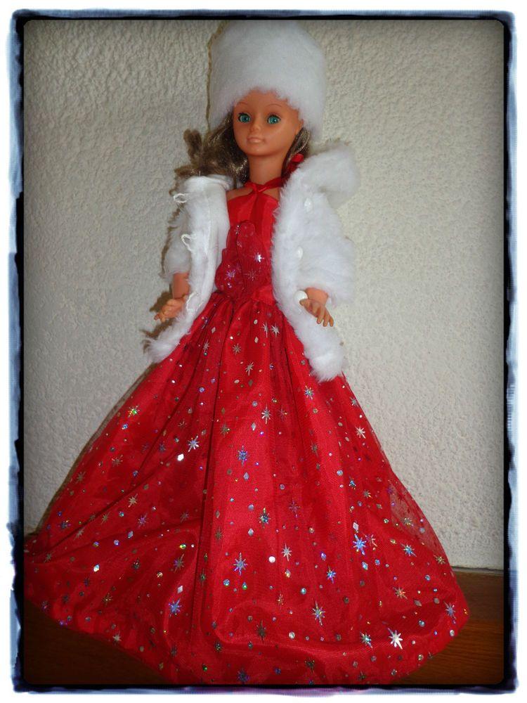 Collant vêtement compatible pour poupée Cathy  Bella