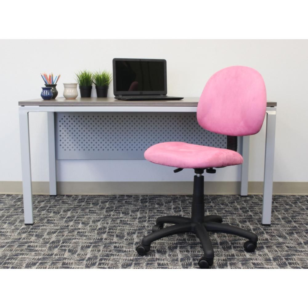 Super Boss Pink Microfiber Deluxe Posture Chair In 2019 Products Download Free Architecture Designs Itiscsunscenecom