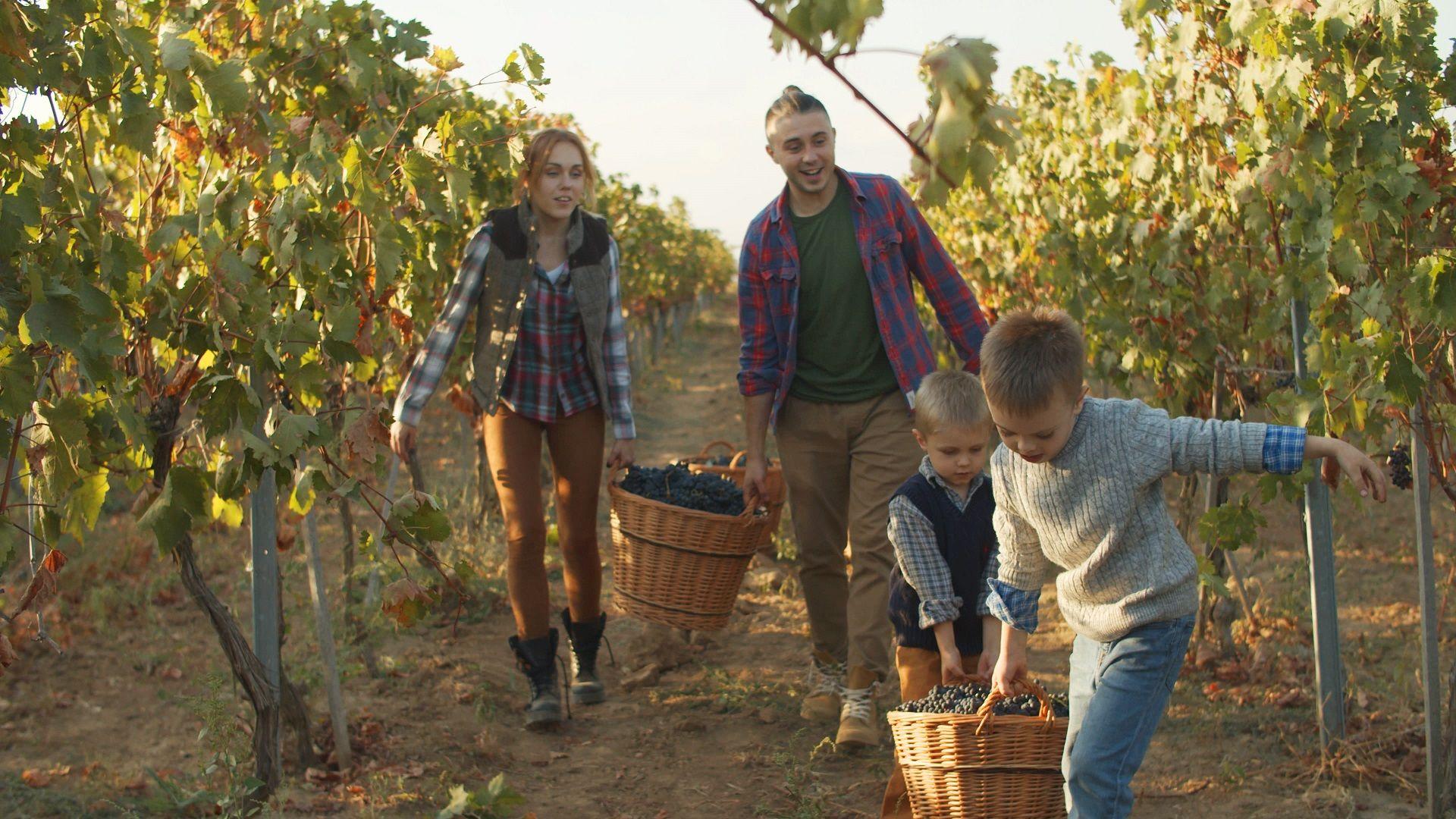 Тарас Тополя и Alyosha с сыновьями