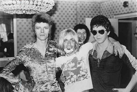Lou Reed Perfect Day For A Liver Transplant Iggy Pop David Bowie Lou Reed