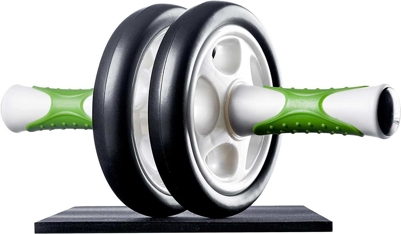 Werbung Kompaktes Und Stabiles Trainingsgera T Sowohl Fa R Einsteiger Als Auch Fa R Fortgeschrittene Geeignet In 2020 Ab Roller Bauchtraining Training