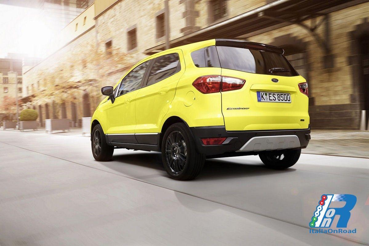 Ford lancia la nuova EcoSport Titanium S: ancora più dinamismo ed esclusività http://www.italiaonroad.it/2015/12/21/ford-lancia-la-nuova-ecosport-titanium-s-ancora-piu-dinamismo-ed-esclusivita/