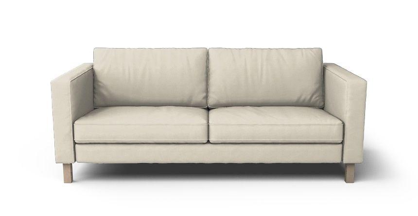Genial Karlstad 3 Seater Sofa Cover