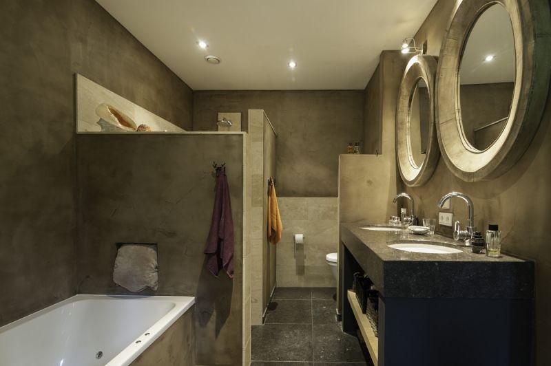 Beton Cire Tegels : Afbeeldingsresultaat voor beton cire met tegels badkamer kleine