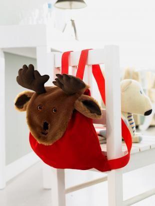 Zuhausewohnen De weihnachtsgeschenke zum selbermachen elchrucksack für kinder http