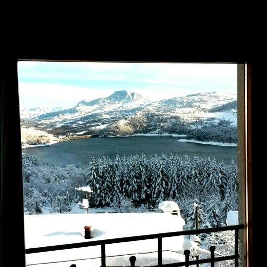 Inverno..camera Azzurra!!