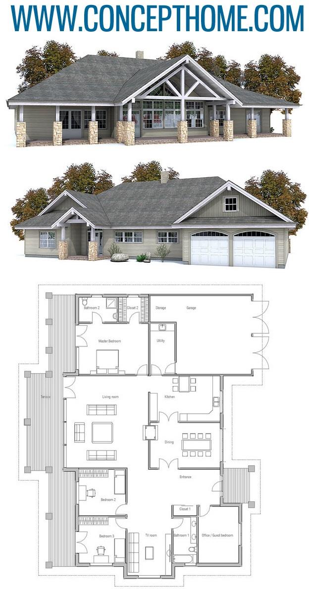 Floor Plan Homeplans