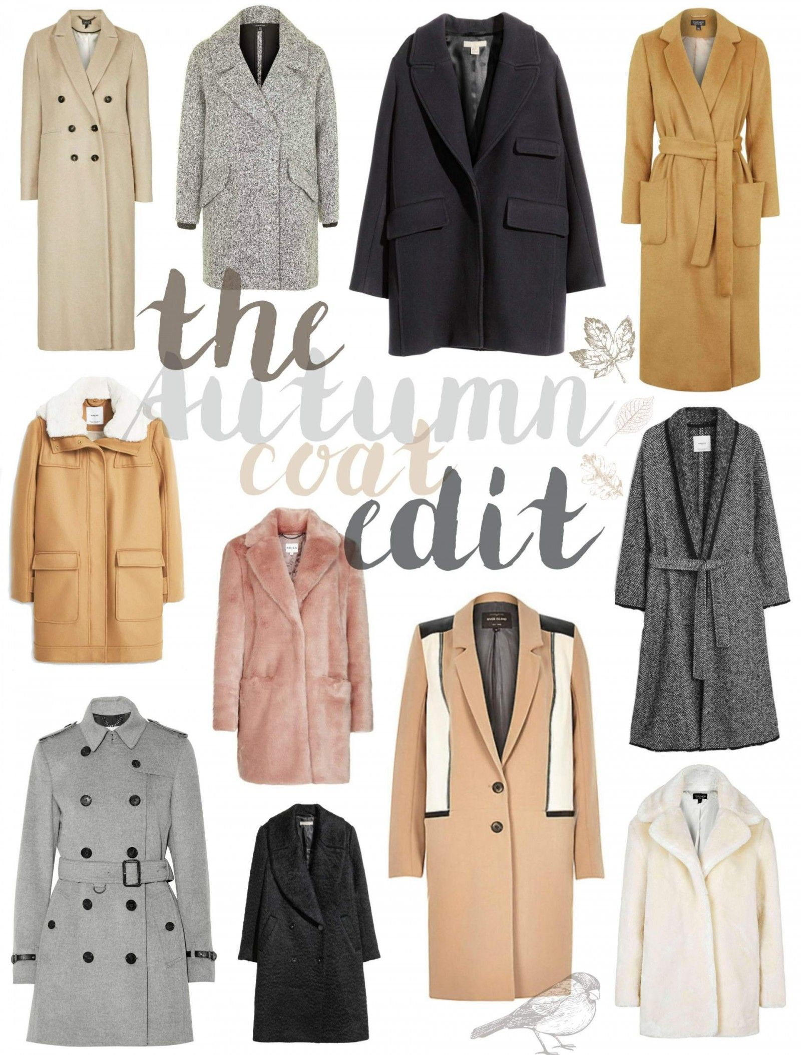The Autumn High Street Coat Edit - The Lovecats Inc