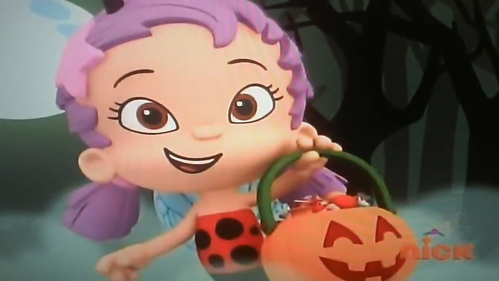 BUBBLE GUPPIES - Nonny, Deema, & Oona For Halloween Party ...  |Bubble Guppies Nonny Happy