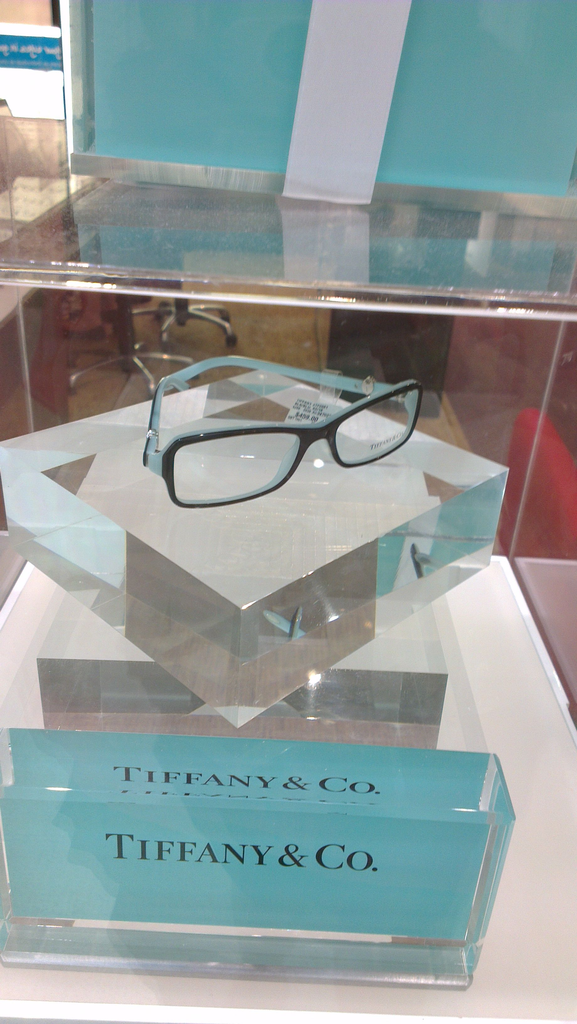 Christine Laubman Pank Tiffany Co Eyeglass Frames 495 00