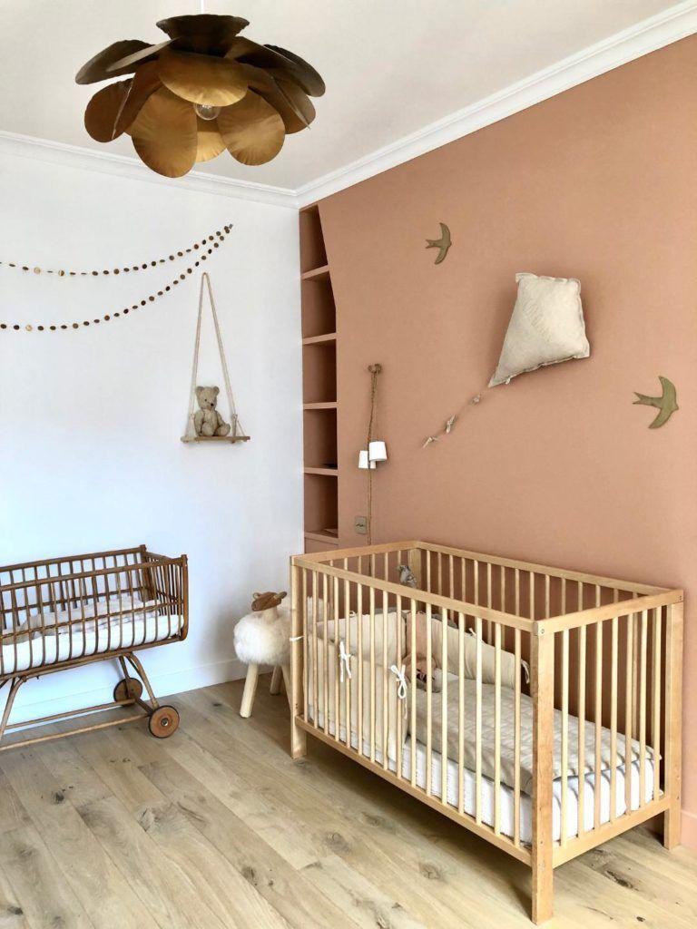 Visite Privee Chez Astrid Petit Picotin Paris Texte Et Photos Billie Blanket En 2020 Decoration Chambre Bebe Chambre Enfant Chambre Bebe