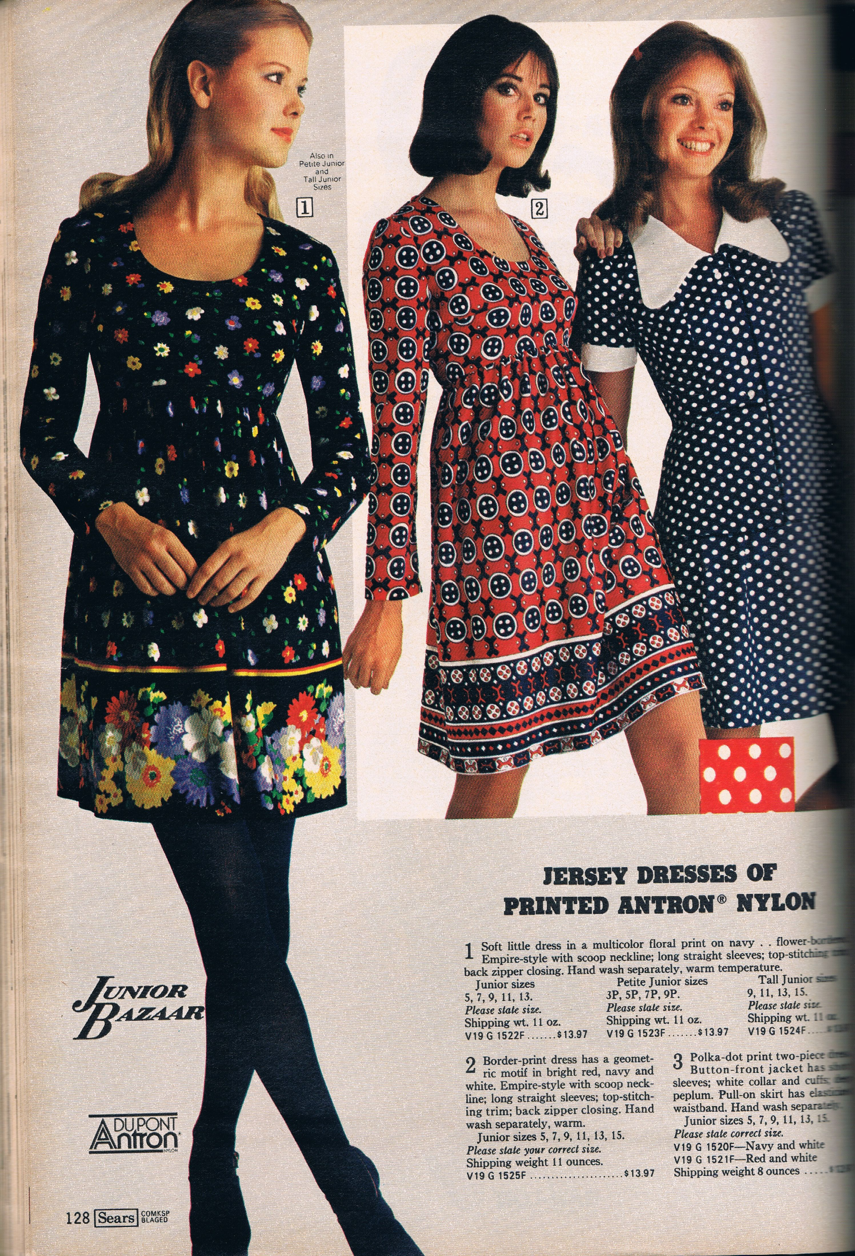Junior Dress Catalog