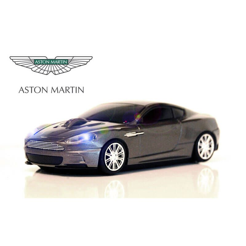 Mkw Wireless Car Mouse Aston Martin Quantum Grey Add A Suave Accessory To Your Computer With The Aston Martin Wireless Mouse Barco Aston Martin Car Aston