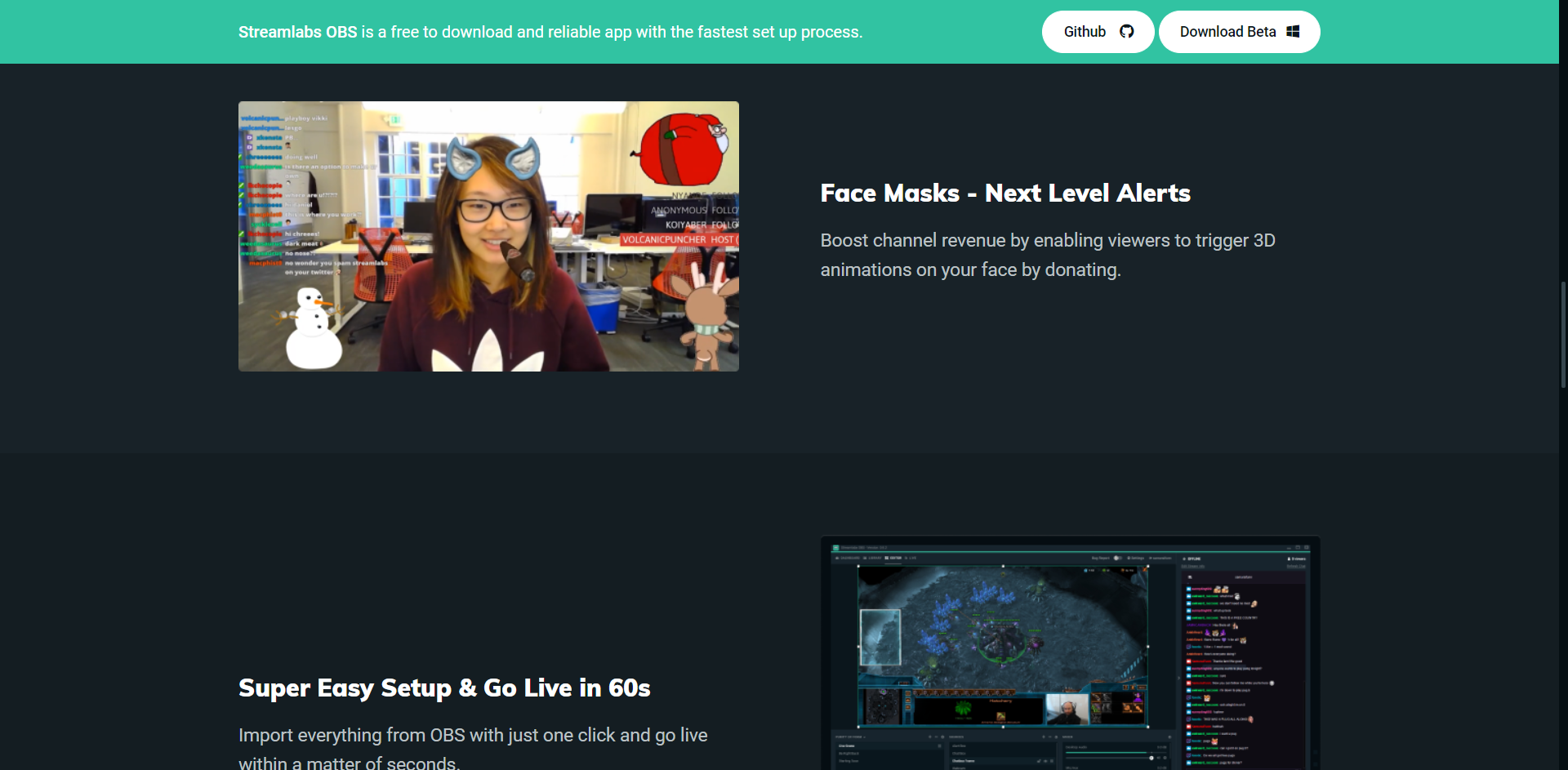 Streamlabs OBS | Download #1 Open Broadcaster Software for