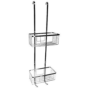 duschmeister duschregal dmko01 f r duschwand mit 2. Black Bedroom Furniture Sets. Home Design Ideas