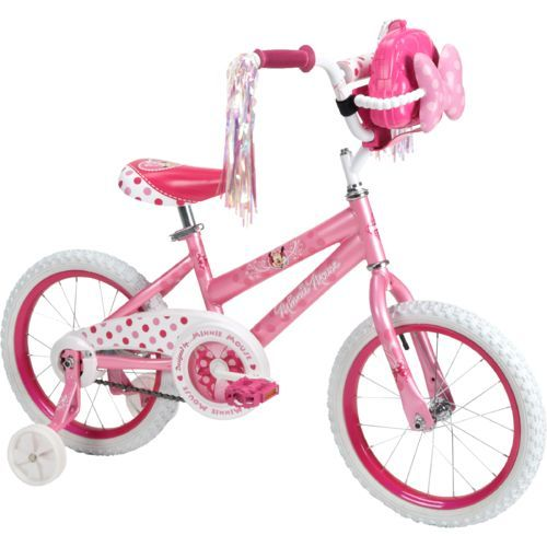 Huffy Girls Disney Minnie Mouse 16 Bicycle Disney Girls Bicycle Unicorn Toys