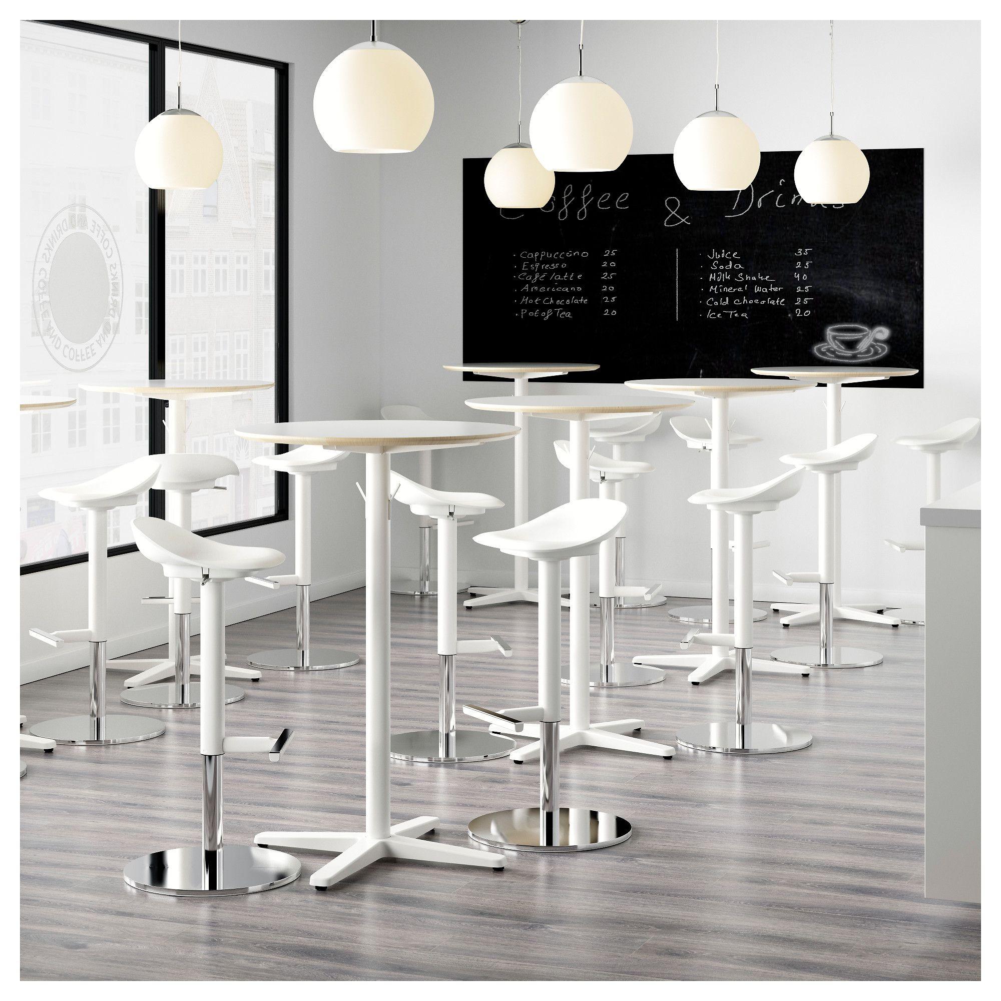 Janinge bar stool white 29 78 76 cm bar stools