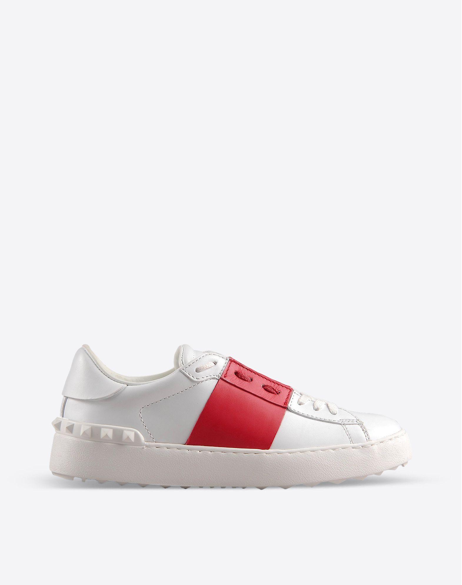 3633a61cc8dac Boutique en ligne Valentino - Sneaker Open Valentino Garavani Femme  Valentino