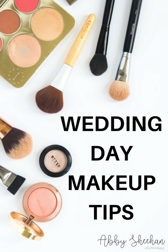 Top 8 Tips for Your Wedding Day Makeup