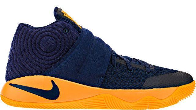 b0cfa32c84b eBay  Sponsored Nike Kyrie 2 School Bus GS Basketball Shoes Youth Size 5  NEW SALE