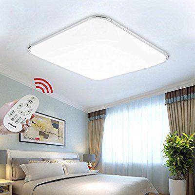 Hengda® 24W LED Deckenleuchte 85V-265V Kaltweiß Deckenlampe ...