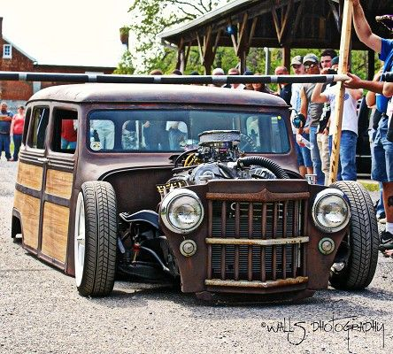 1959 Willys Willys Woodie Wagon 20 000 100490147 Custom Hot