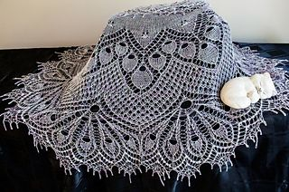 Ravelry: 1001 Nights pattern by Anne-Lise Maigaard