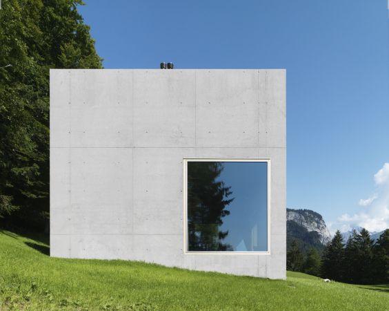 oskar leo kaufmann haus r vorarlberg architektur in vorarlberg pinterest architektur. Black Bedroom Furniture Sets. Home Design Ideas